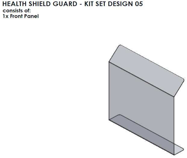 COVID-19 Safety Guard 5