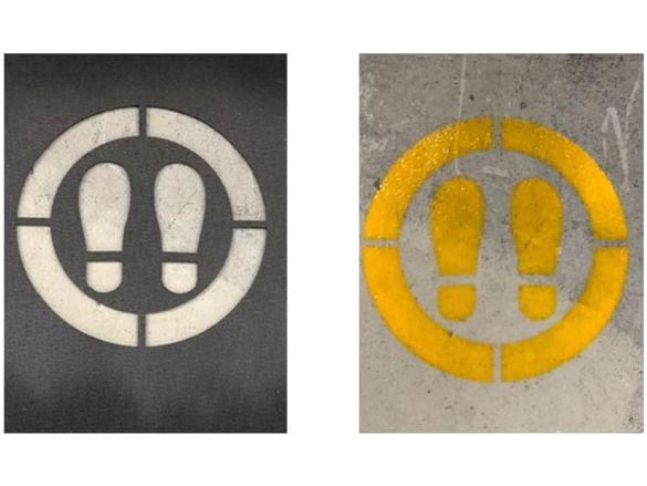 Outdor stencils kit 2